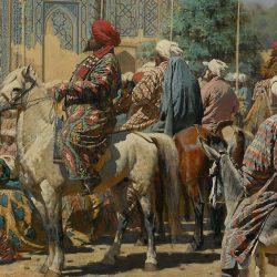 Средняя Азия [этнографические материалы]