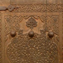 Архитектурный орнамент Средней Азии