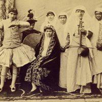 Сватовство и свадьба в Персии