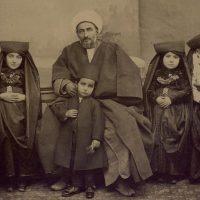 Брачная жизнь в Персии; занятия и положение женщины в семье