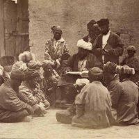 О происхождении таджиков