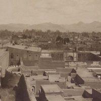 Тегеран: улицы, базар, дворец шаха