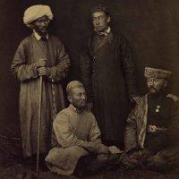 Религиозные верования казахов и киргизов