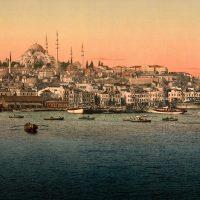 Константинополь [Стамбул] и его жизнь