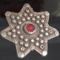 Традиционные ювелирные украшения народов Афганистана