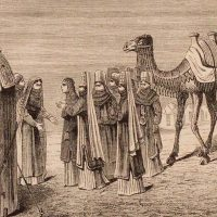Картины из жизни оазисов и степей Средней Азии
